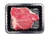 Packaged T Bone Steak