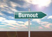 Signpost Burnout