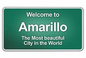 Welcome To Amarillo
