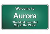 Welcome To Aurora