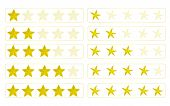 Evaluation stars