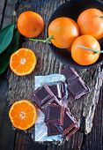 Chocolate And Tangerines