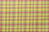Neon tartan pattern.