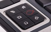 Buttons On A Keyboard - Christian