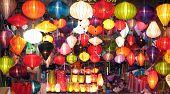 Silk Lanterns in Vietnam