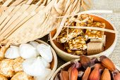 foto of brazilian food  - Table with some Brazilian delicious - JPG