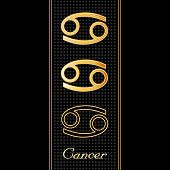 Cancer Horoscope Symbols