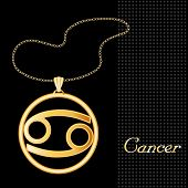 Cancer Pendant
