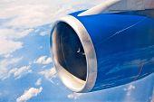 Jet engine - 9000 bhp