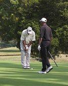 2 Para o golfe A