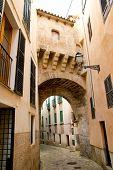 arcos de Barrio Calatrava Los Patios en Mallorca en Palma de Mallorca Islas Baleares