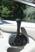 Boat Throttle Lever