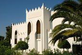 Mosque In Marbella, Spain