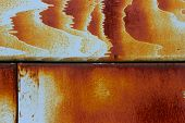 Abstract Blurred Background.metal Rust Background. Metal Rust Texture. Decay Metal Background. Decay poster