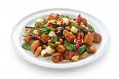 picture of chinese food  - kung pao chicken - JPG