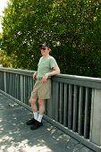 Man Tourist
