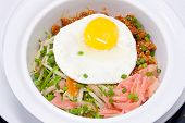 Korean Food Called Bibimbap