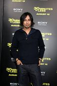 LOS ANGELES - AUG 8:  Vik Sahay arriving at the