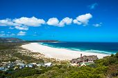 Noordhoek Beach Near Cape Town, South Africa poster