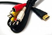 HDMI & Cables de Composit