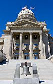 Capital Building At Boise State