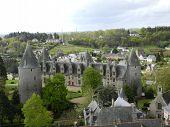 Josselin Chateau, Brittany, France