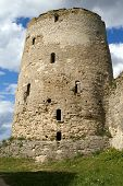 Old Serf Russian Tower