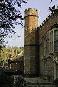 mittelalterliche Gebäude, Winchester, england