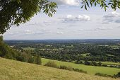 Surrey Countryside.Box Hill.Dorking.UK
