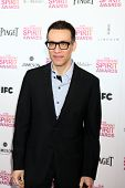 LOS ANGELES - FEB 23:  Fred Armisen attends the 2013 Film Independent Spirit Awards at the Tent on the Beach on February 23, 2013 in Santa Monica, CA