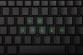 Go Green - Save Energy