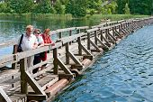 Old Pontoon Bridge