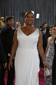 LOS ANGELES, CA - FEB 24: Queen Latifah at the 85th Annual Academy Awards on February 24, 2013 in Lo