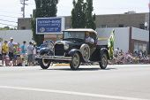 Ford Model T Close Up