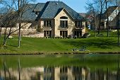 Luxury Home By A Lake