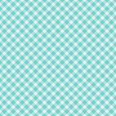 Light Aqua Blue Gingham Fabric  Background