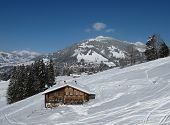 Swiss Chalet In Gstaad