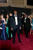 LOS ANGELES - FEB 24:  Chris Tucker arrives at the 85th Academy Awards presenting the Oscars at the