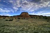 Pawnee Buttes Evening Sky