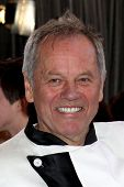 LOS ANGELES - FEB 24:  Wolfgang Puck arrives at the 85th Academy Awards presenting the Oscars at the