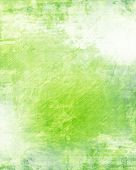 Green And Fresh Background