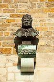 Bust Of Pio Pope, St. Giusto Church In Trieste