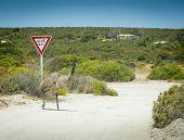 Emu Give Way Sign