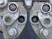 Optometrist Diopter