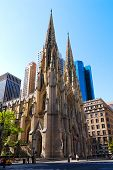 Saint Patrick's Cathedral, New York