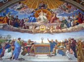Vatican Museums - Disputation Over The Most Holy Sacrament