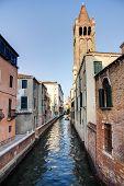 Canal In Venezia