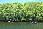 Canoeists_suwannee