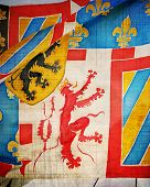 Medieval Escutcheon