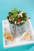 Salad In Lunch Box